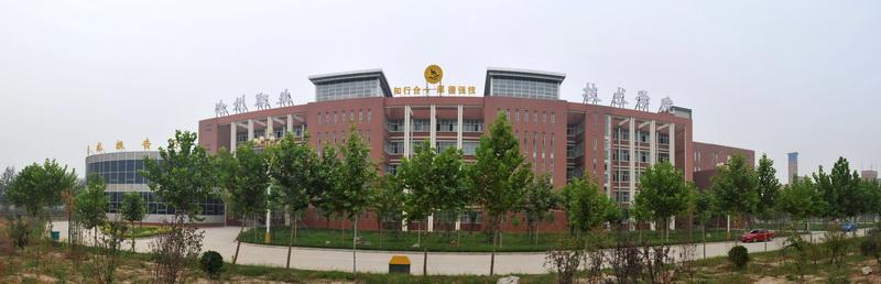 学院风景-沧州职业技术学院
