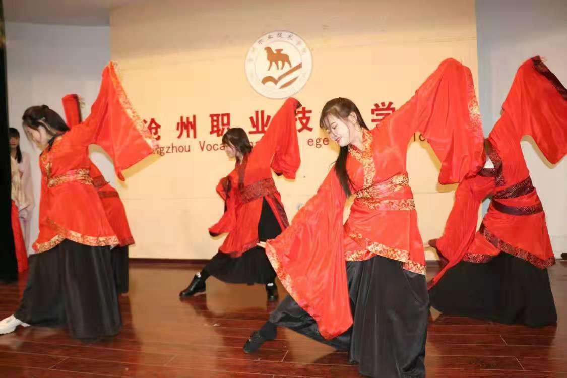 第二届梦想秀-沧州职业技术学院