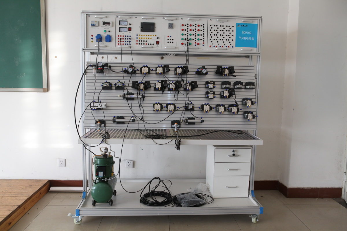 液压气动实训室