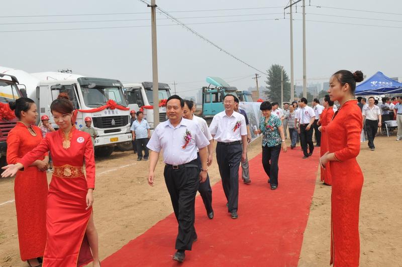 我院隆重举办沧州职院工贸学校新校区奠基仪式