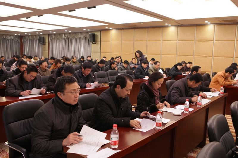 领导班子考核材料_市委干部考核组来我院对领导班子和市管干部进行2013年度考核 ...