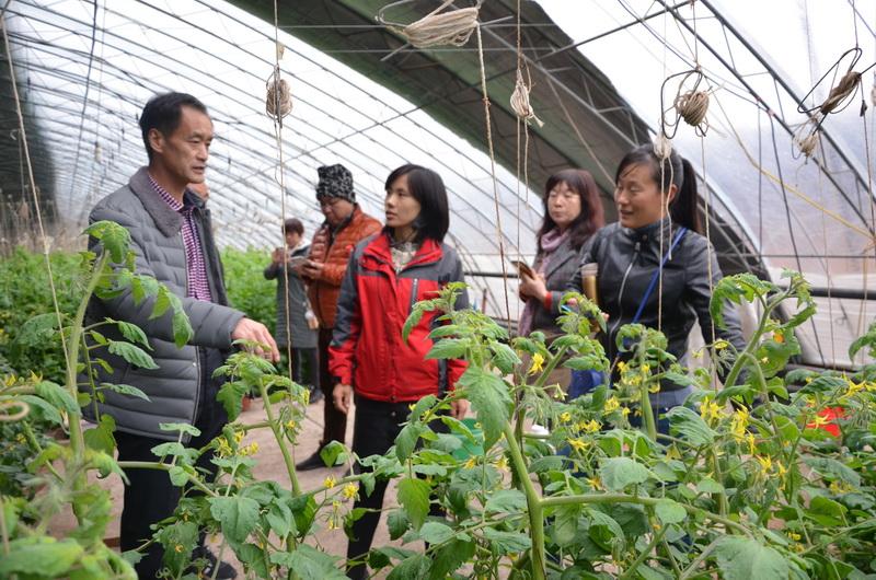 2018年河北省基层农技人员知识更新培训在我院圆满完成