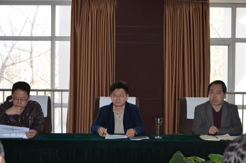 继续教育www.710.com召开2019年职业技能培训鉴定工作会议