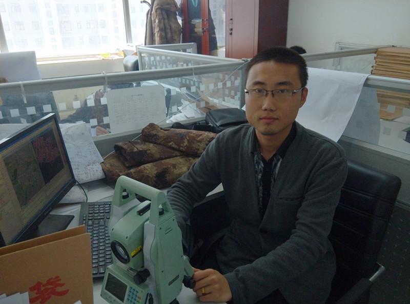 宋殿辉——工程测量与监理专业