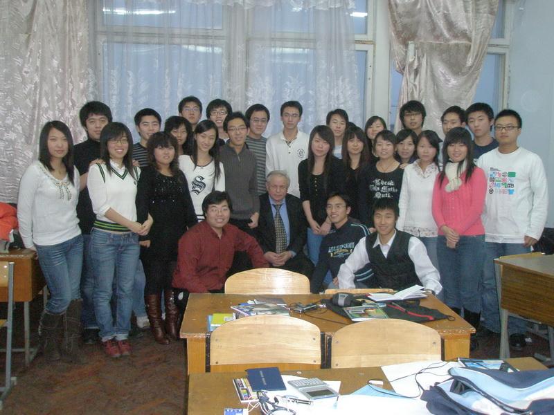 学生在乌师大
